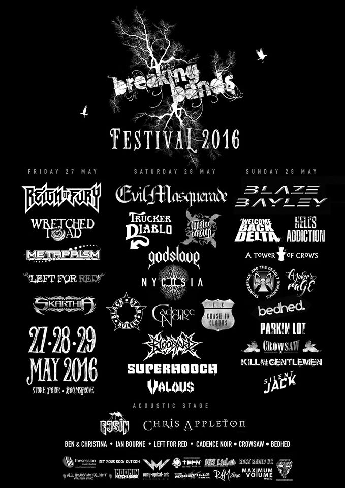 Breaking Bands Festival 2016
