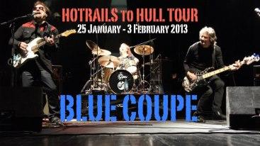 Blue Coupe Tour