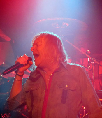 Uriah Heep, 21 February 2013