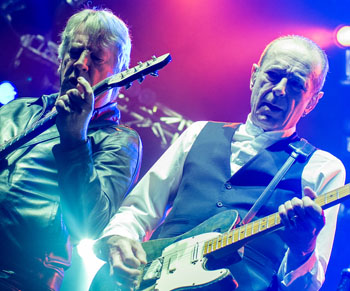 Status Quo - Wolverhampton Civic Hall, 13 March 2013