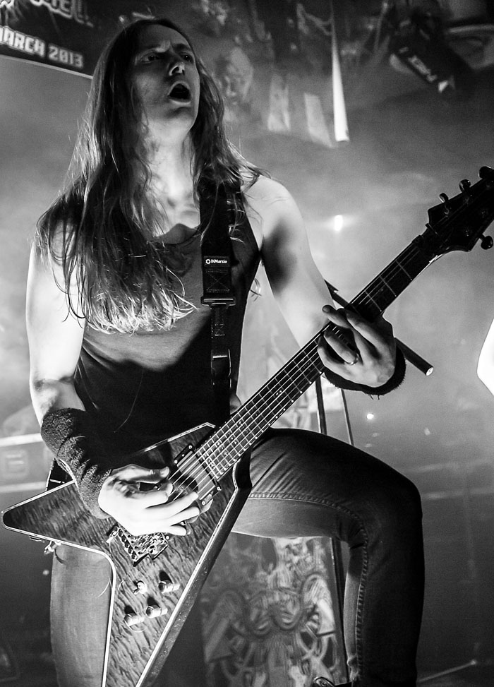 Savage Messiah, Hammerfest V, March 2013