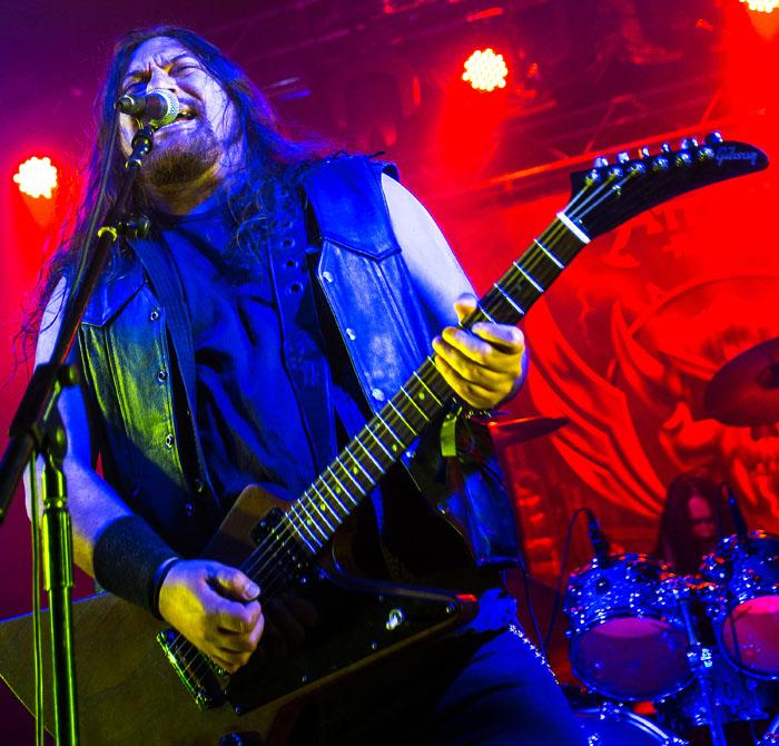 Attica Rage, Hammerfest V, March 2013