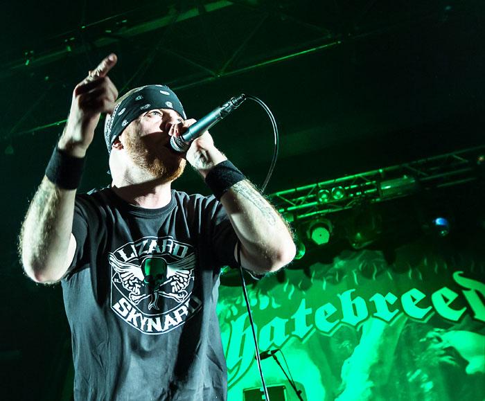 Hatebreed, Hammerfest V, March 2013