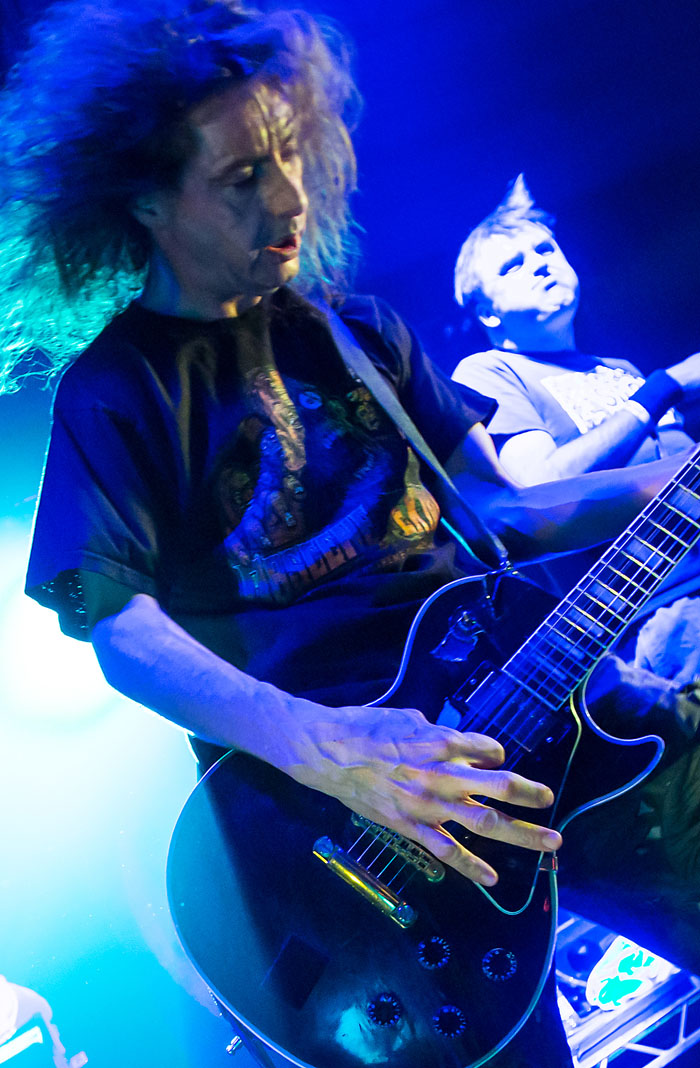 Napalm Death, Hammerfest V, March 2013