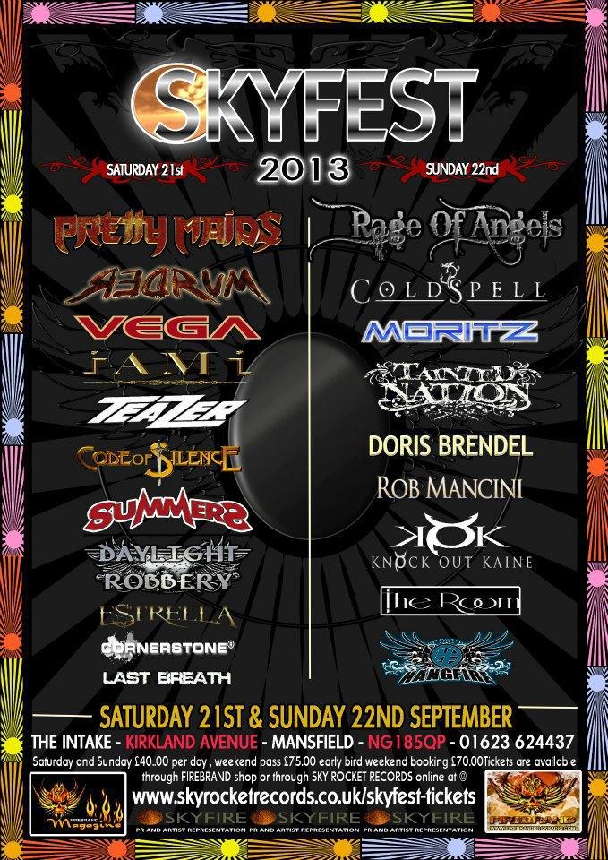 Skyfest 2013