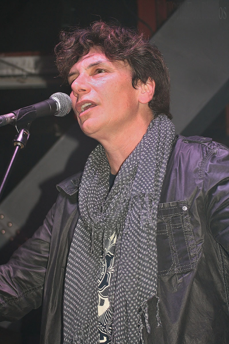 Eric Martin, Cardiff, 19 March 2013