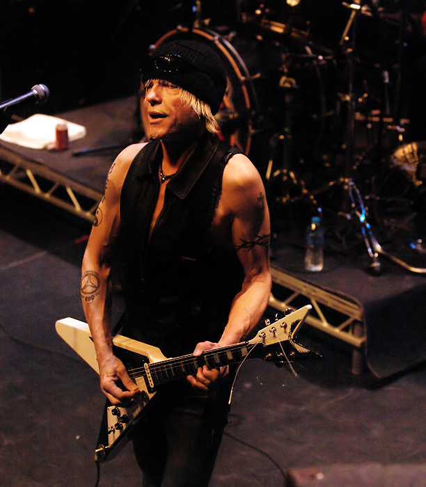 Michael Schenker Parr Hall Warrington 14th April 2013 photo Steve Goudie 4