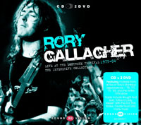 RORY GALLAGHER - Live At The Montreux Festival 1975-94