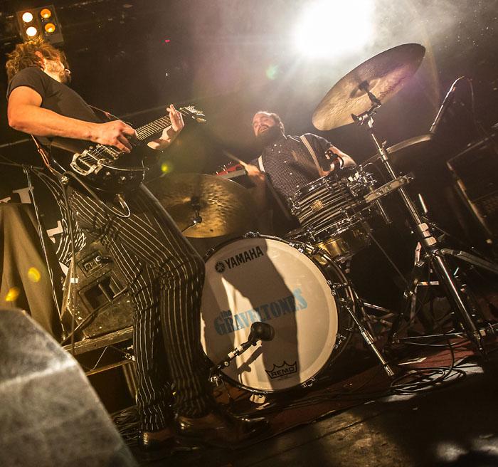 The Graveltones - Leeds Met, 15 April 2013