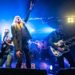 Saxon - Nottingham Rock City, 20 April 2013