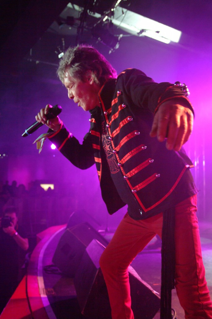 Eddie & The Hot Rods - Great British Alternative Festival 2013