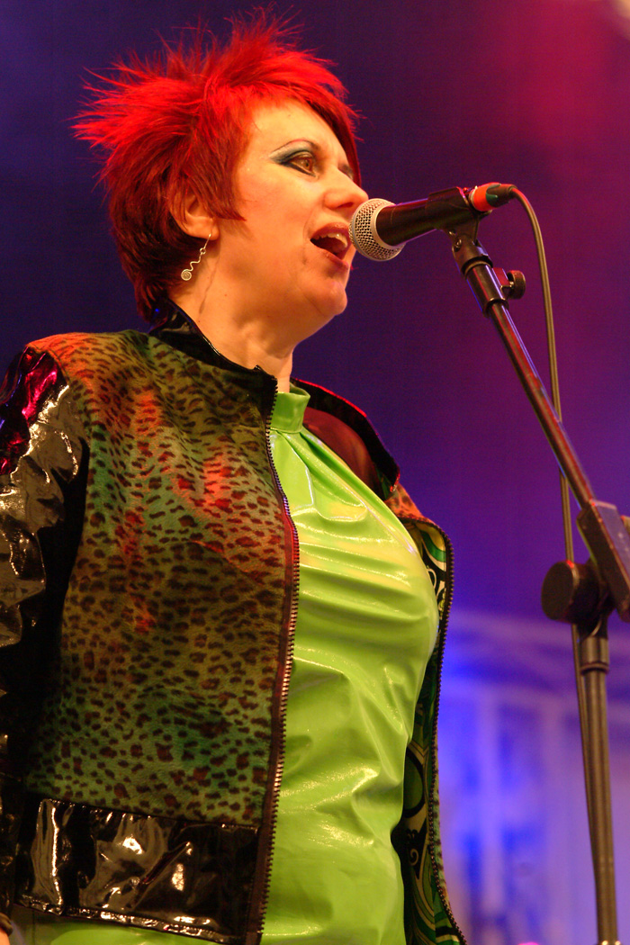 The Rezillos - Great British Alternative Festival 2013