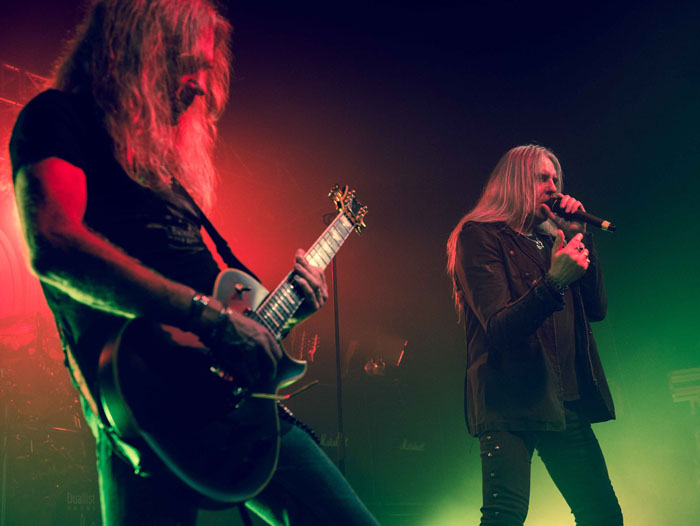 Saxon - Oxford Academy, 5 May 2013