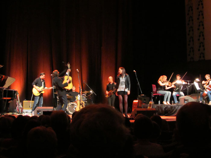 Thea Gilmore - Philharmonic Hall, Liverpool, 10 May 2013