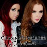 Chasing Violets - Jade Hearts
