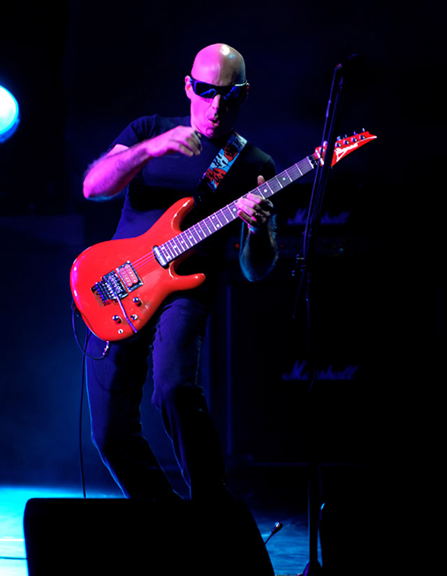 Joe Satriani - Liverpool Philharmonic Hall, 11 June 2013