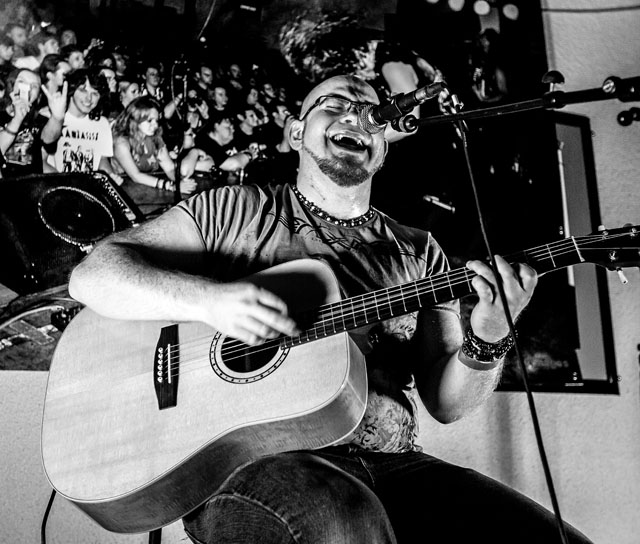 John Doyle, SOS Festival, 20 July 2013
