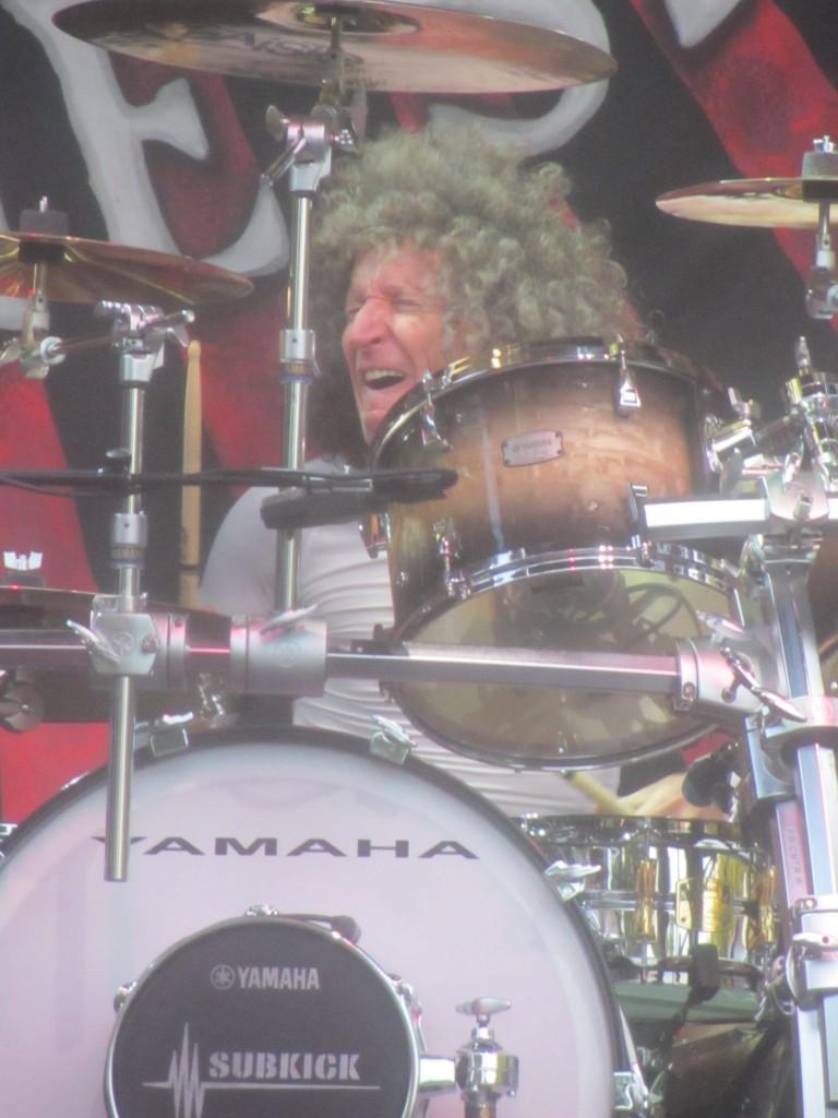Tommy Aldridge-Whitesnake