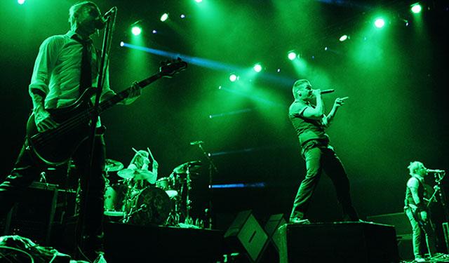 Shinedown, Glasgow, 21 October 2013