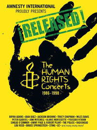 Released - The Human Rights Concerts 1986-1998