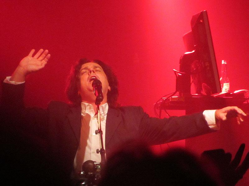 Marillion - Manchester Academy, 8 November 2013