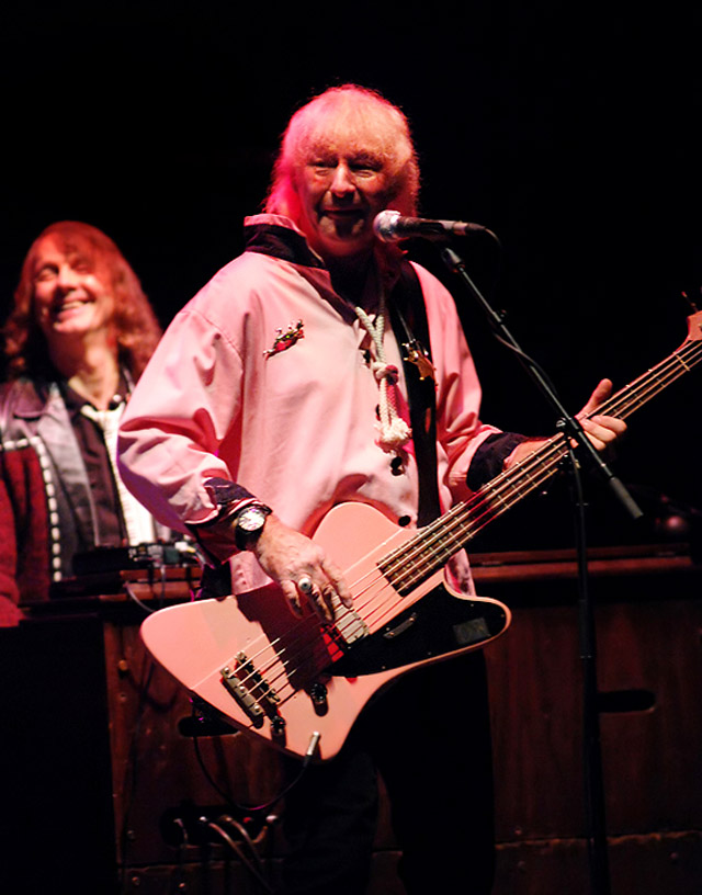 Mott The Hoople - London O2 Arena, 18 November 2013