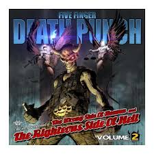 Alreview Five Finger Punch The Wrong Side Of Heaven And The Righteous Side Of Volume 2