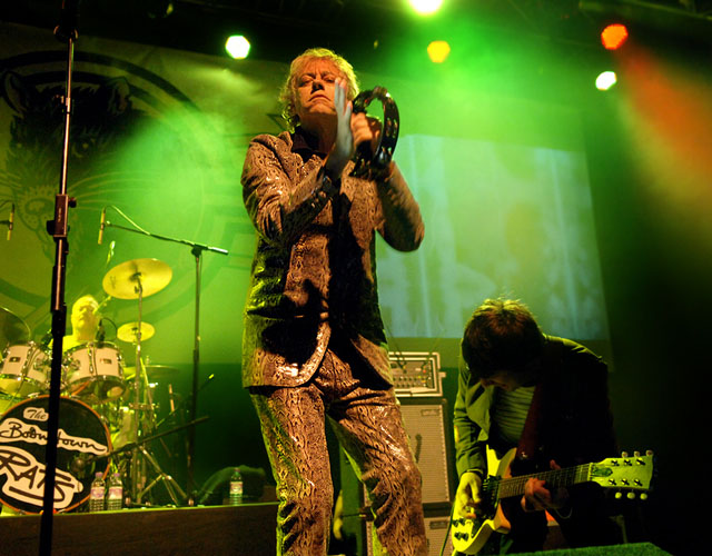 The Boomtown Rats - Manchester, 1 November 2013