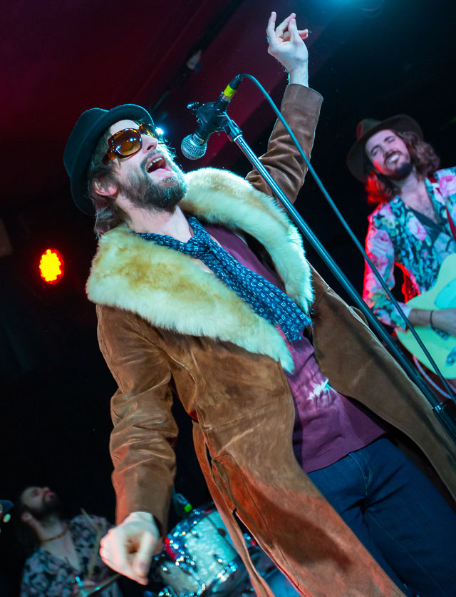 The Temperance Movement - Manchester, 22 November 2013