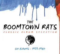 THE BOOMTOWN RATS - Classic Album Collection