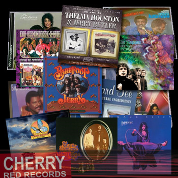 Cherry Pickin - Cherry Red Records label showcase - December 2013