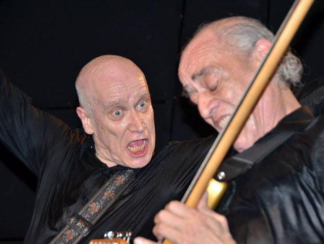 Wilko Johnson, The Forum, Tunbridge Wells, 24 January 2014