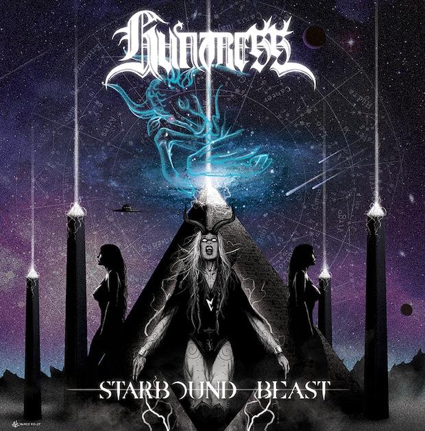Huntress Starbound Beast