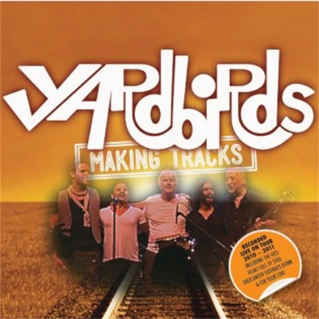 The Yardbirds - Making Tracks
