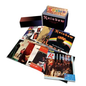 RAINBOW – The Singles Box Set 1975–1986