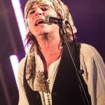 The Quireboys - photo by Simon Dunkerley