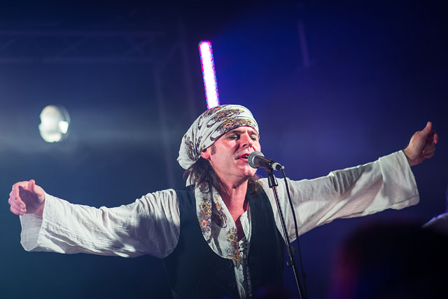 The Quireboys - Live Rooms, Chester, 6 February 2014