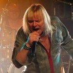 Bernie Shaw, Uriah Heep - February 2014