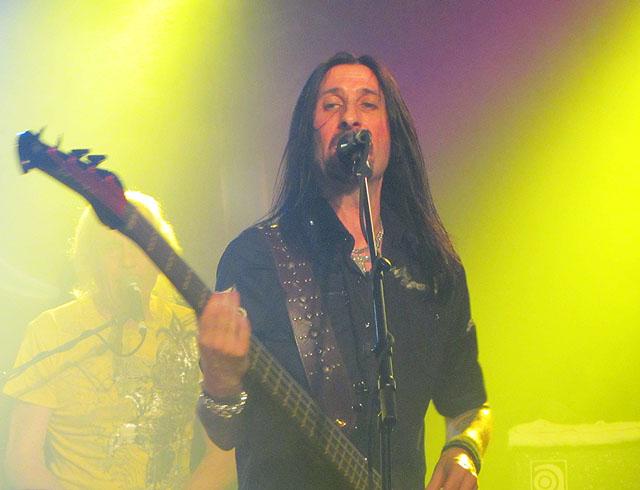 Davey Rimmer, Uriah Heep - February 2014