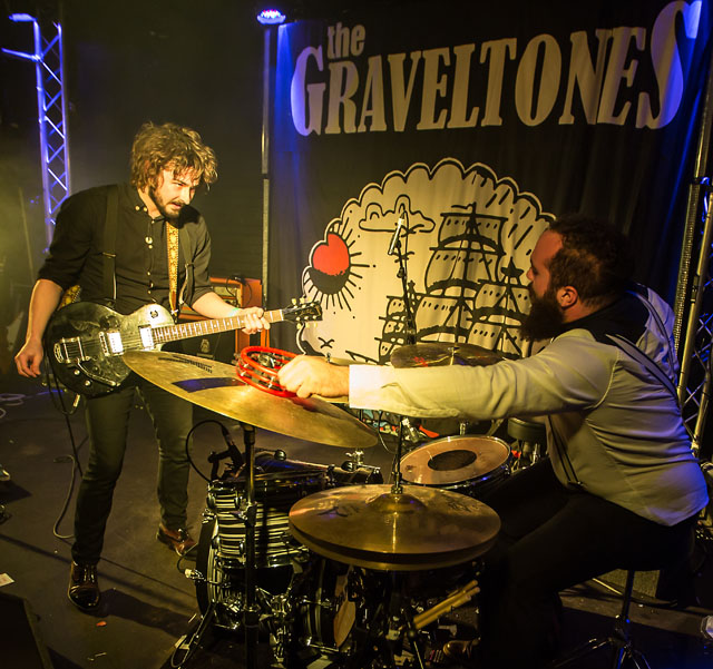 The Graveltones - Chester, 26 February 2014