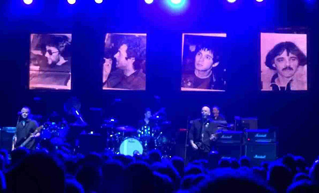 The Stranglers - Hammersmith Apollo, London, 8 March 2014