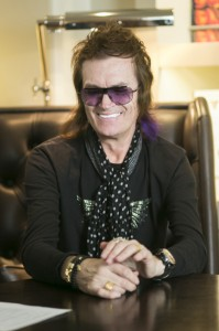 Glenn Hughes, photo by Mark Hughes