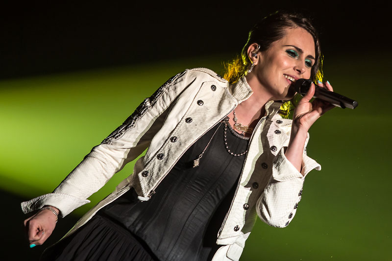 Within Temptation - Manchester Apollo, 11 April 2014