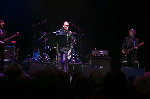 Dave Davies, The Barbican, London, 12 April 2014