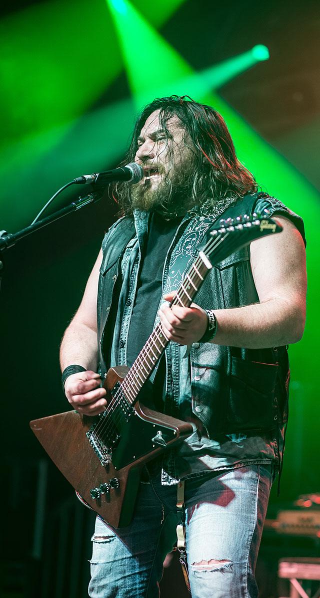 Attica Rage - Hammerfest, Pwllheli, Wales, 13 March 2014