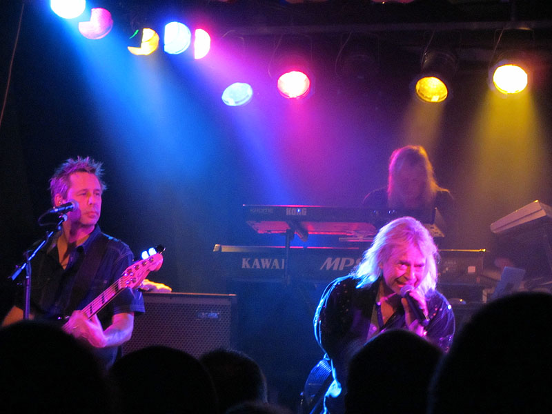 MAGNUM - The Tivoli, Buckley, 20 April 2014