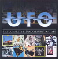 UFO - The Complete Studio Albums 1974-1986