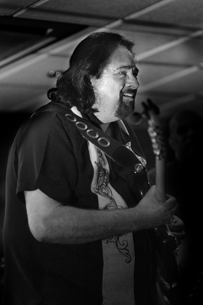 COCO MONTOYA – Beaverwood Club, Chislehurst, 22 May 2014