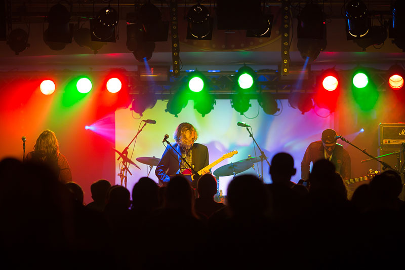 The Flower Kings - Hard Rock Hell Prog, Pwllheli, 21-22 March 2014
