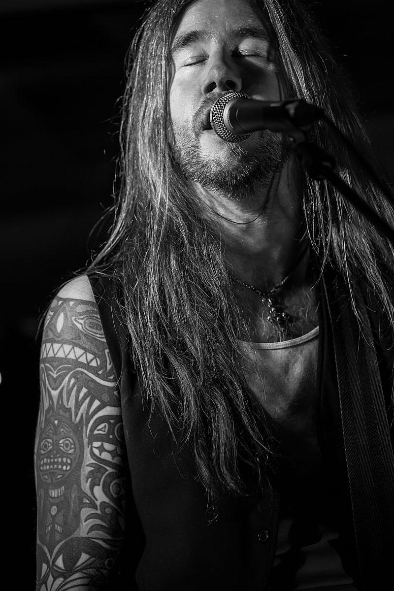 Pontus Snibb - Hard Rock Hell Blues, Pwllheli, 21-22 March 2013